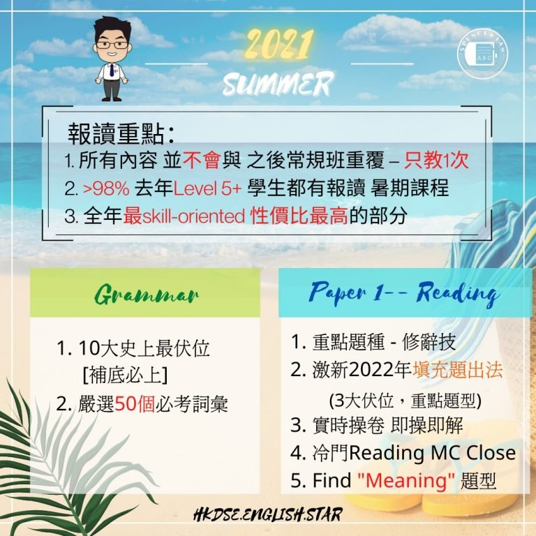 英文暑期班